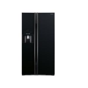 Холодильник Hitachi R-S700GPUC2GBK