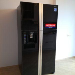 Холодильник Hitachi R-W720PUC1GBK