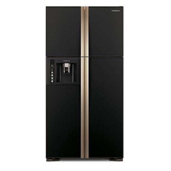 Холодильник Hitachi R-W720FPUC1XGBK