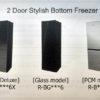 Левые петли для холодильника R-B410PUC6PWH 5524